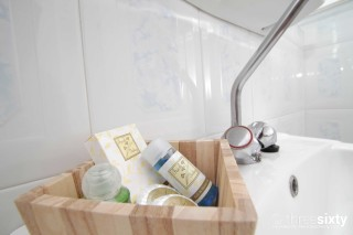 accommodation akteon hotel bath amenities